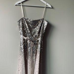 BCBG MaxAzria Sequin Dress
